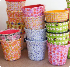 Tins, created by people with disabilities