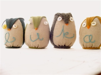 owl crafts